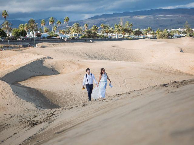 La boda de Matias y Raquel en Las Palmas De Gran Canaria, Las Palmas 316