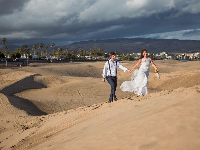 La boda de Matias y Raquel en Las Palmas De Gran Canaria, Las Palmas 317