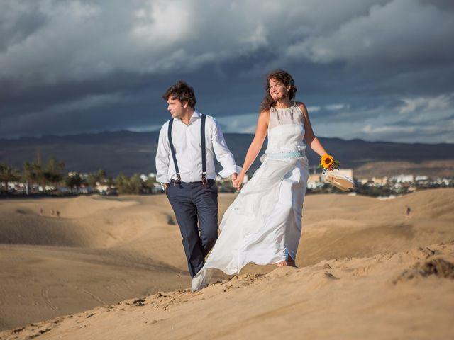 La boda de Matias y Raquel en Las Palmas De Gran Canaria, Las Palmas 318