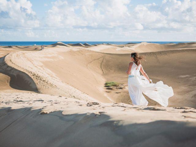La boda de Matias y Raquel en Las Palmas De Gran Canaria, Las Palmas 2