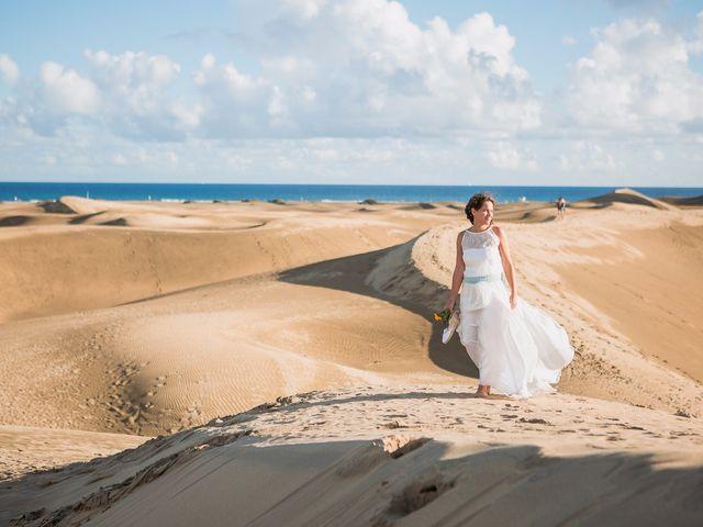 La boda de Matias y Raquel en Las Palmas De Gran Canaria, Las Palmas 322