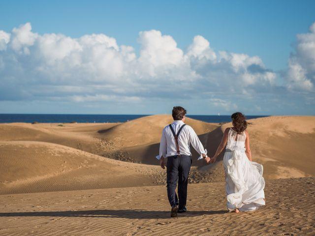 La boda de Matias y Raquel en Las Palmas De Gran Canaria, Las Palmas 328