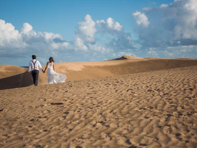 La boda de Matias y Raquel en Las Palmas De Gran Canaria, Las Palmas 329
