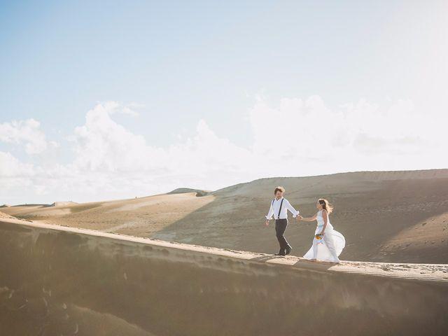 La boda de Matias y Raquel en Las Palmas De Gran Canaria, Las Palmas 330