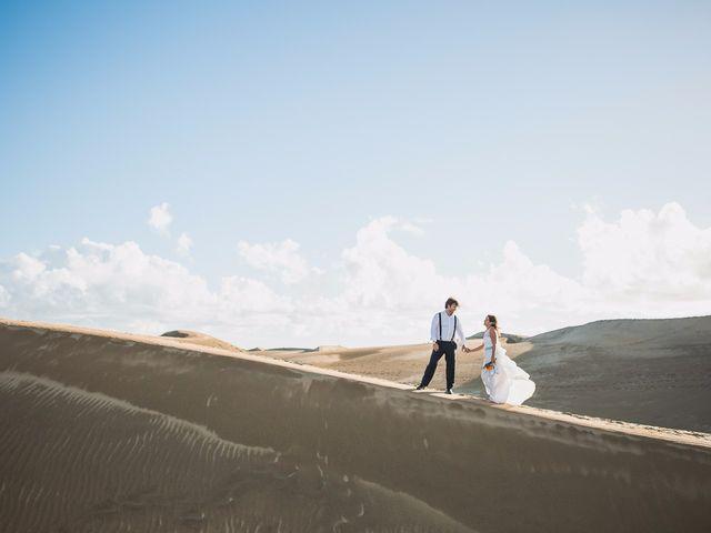 La boda de Matias y Raquel en Las Palmas De Gran Canaria, Las Palmas 331