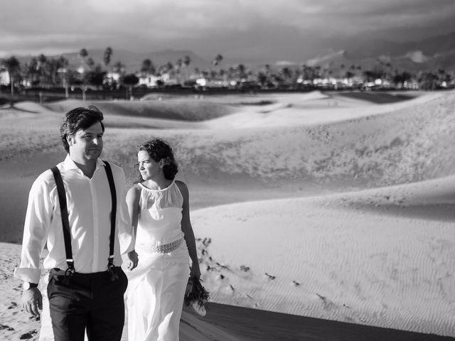 La boda de Matias y Raquel en Las Palmas De Gran Canaria, Las Palmas 333
