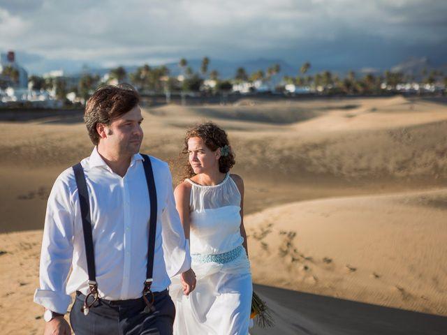 La boda de Matias y Raquel en Las Palmas De Gran Canaria, Las Palmas 334