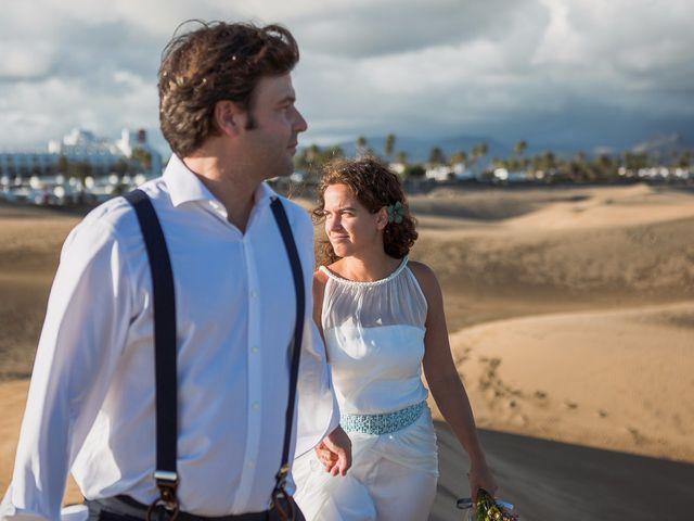 La boda de Matias y Raquel en Las Palmas De Gran Canaria, Las Palmas 335