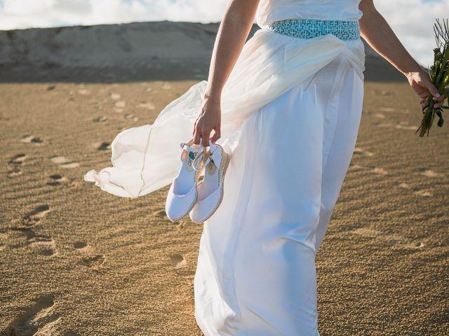 La boda de Matias y Raquel en Las Palmas De Gran Canaria, Las Palmas 340
