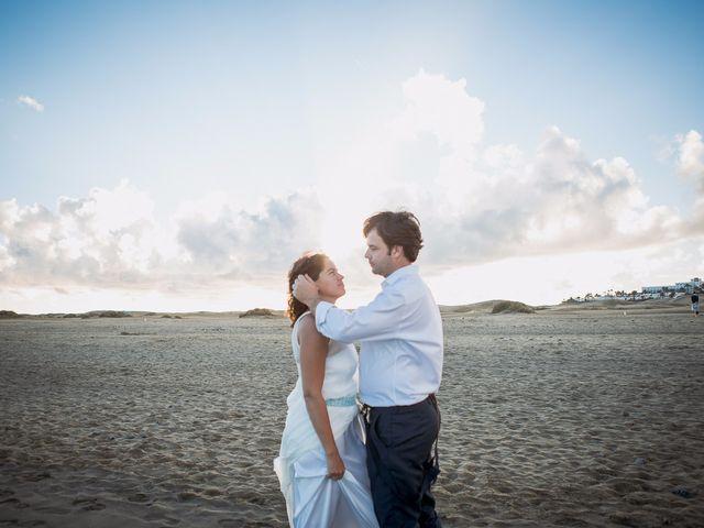 La boda de Matias y Raquel en Las Palmas De Gran Canaria, Las Palmas 348