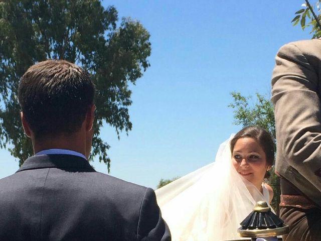 La boda de Sergio y Irene en Garrovillas, Cáceres 1