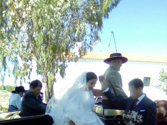 La boda de Sergio y Irene en Garrovillas, Cáceres 6