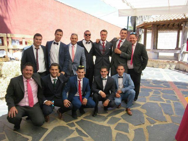 La boda de Sergio y Irene en Garrovillas, Cáceres 9
