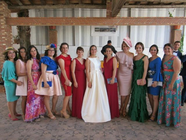 La boda de Sergio y Irene en Garrovillas, Cáceres 10