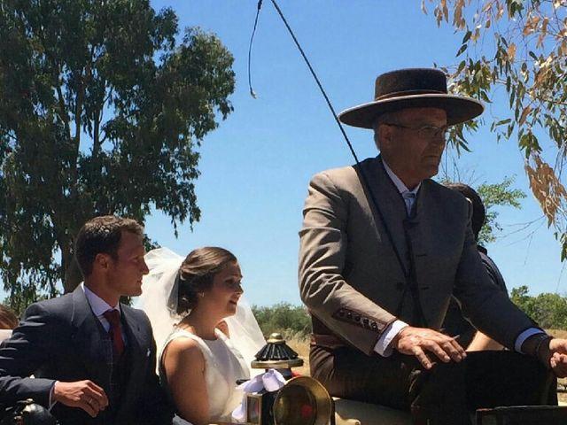 La boda de Sergio y Irene en Garrovillas, Cáceres 13