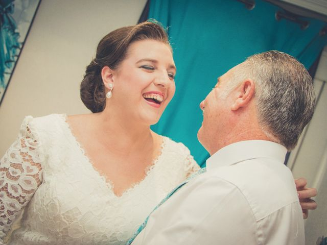 La boda de David y Cristina en Badajoz, Badajoz 4