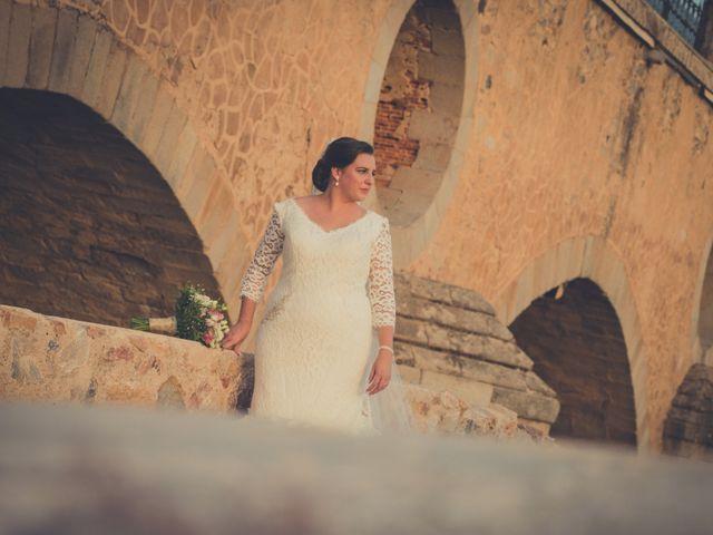 La boda de David y Cristina en Badajoz, Badajoz 7