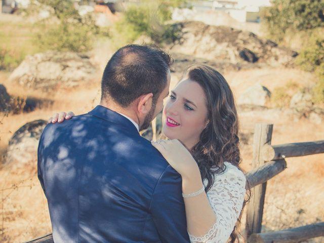 La boda de David y Cristina en Badajoz, Badajoz 13