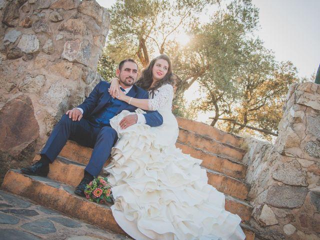 La boda de David y Cristina en Badajoz, Badajoz 2