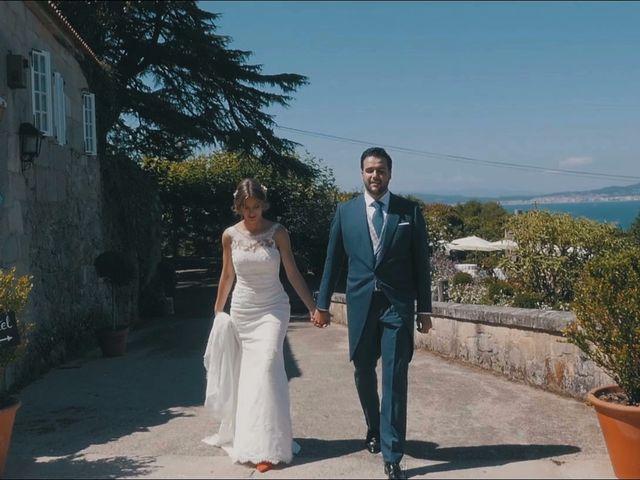 La boda de Alex y María en Bueu (Meiro), Pontevedra 2