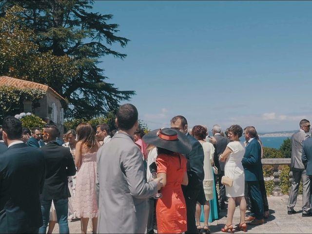 La boda de Alex y María en Bueu (Meiro), Pontevedra 3