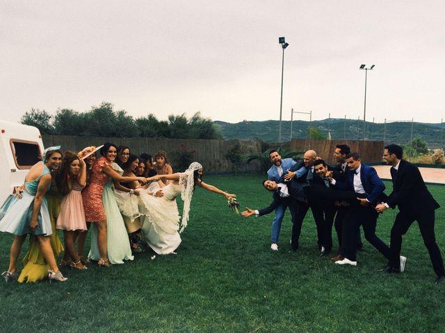 La boda de Moises y Patricia en Alcalà De Xivert, Castellón 3