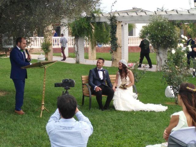 La boda de Moises y Patricia en Alcalà De Xivert, Castellón 7