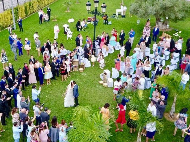 La boda de Moises y Patricia en Alcalà De Xivert, Castellón 8