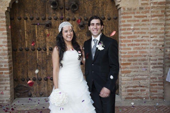 La boda de Clara y Enrico en Guadalajara, Guadalajara