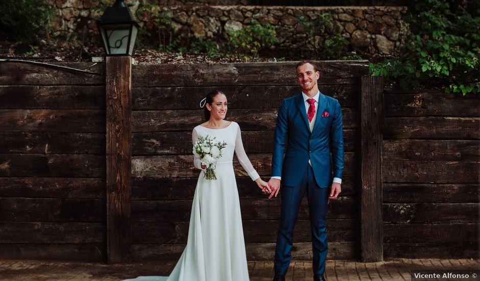 La boda de Angie y Luca en Jarandilla, Cáceres