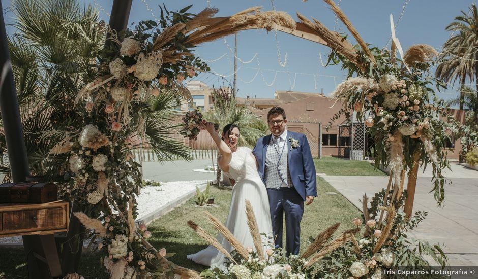 La boda de Javier y Verónica en Lorca, Murcia