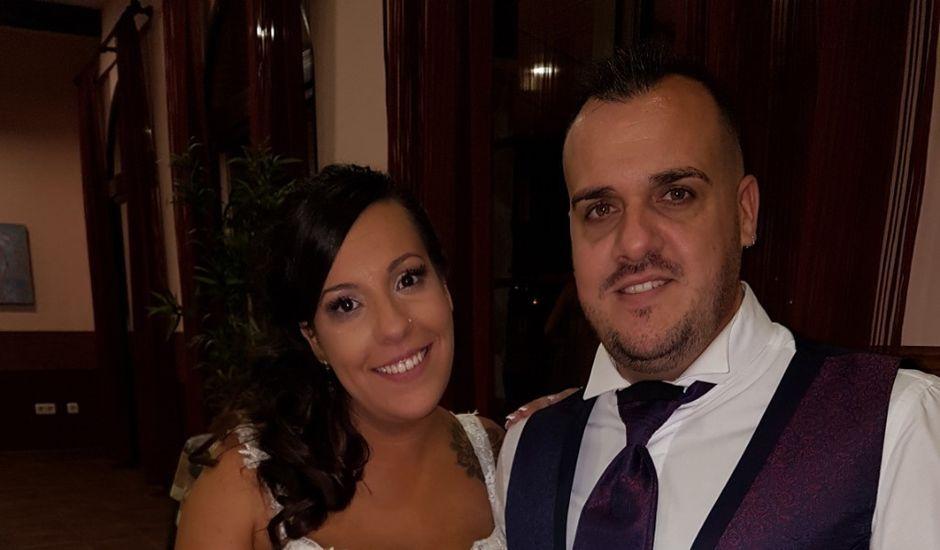 La boda de Miguel  y Lara en Fuenlabrada, Madrid