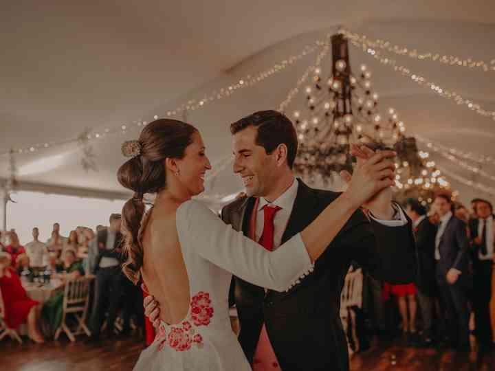 La boda de Paula y Vicente
