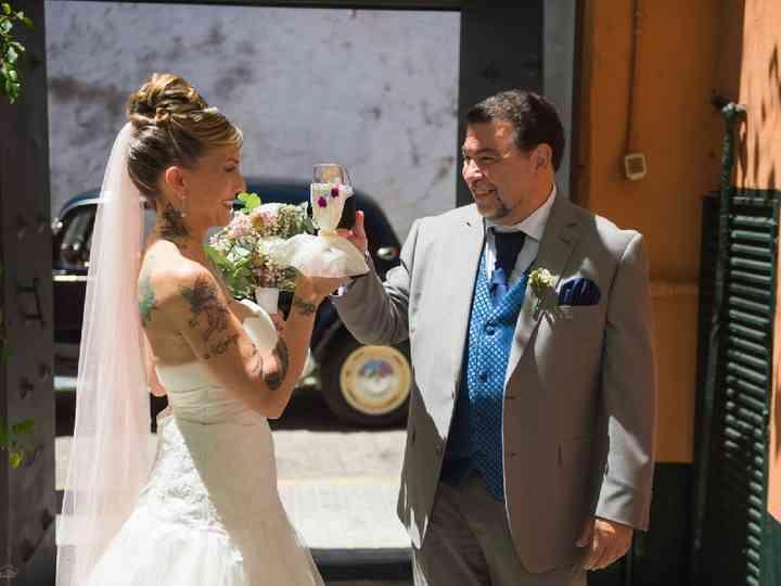 La boda de Nuria  y Salvador