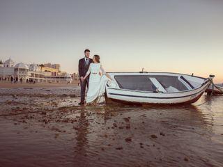 La boda de Mª Carmen y Manuel