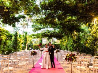La boda de Inma y Mario