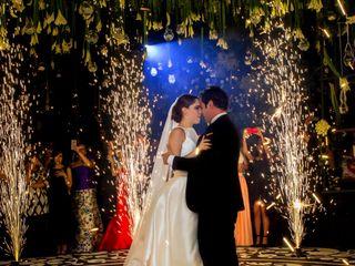 La boda de Tamara y Alejandro