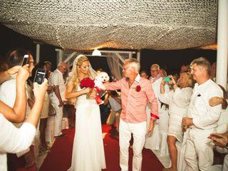 La boda de Milene y Bruno