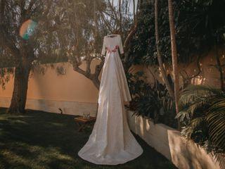 La boda de Paula y Vicente 1