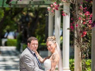La boda de Nuria  y Salvador 1