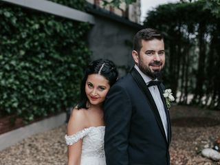 La boda de Natalia y Dani