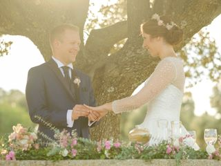 La boda de Gema y Ralph