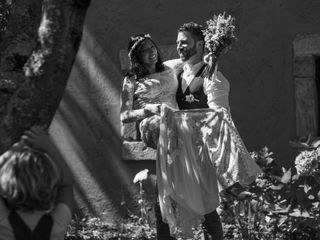 La boda de Liseth y Jean-Baptiste