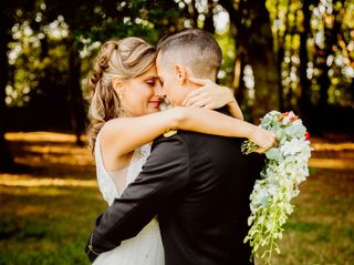 La boda de Olalla y Rubén