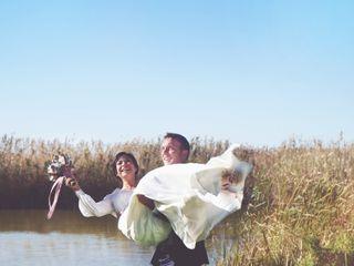 La boda de Carla y Benjamín