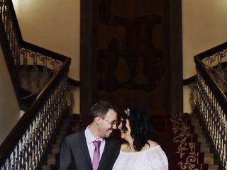 La boda de Dara  y Alejandro  1