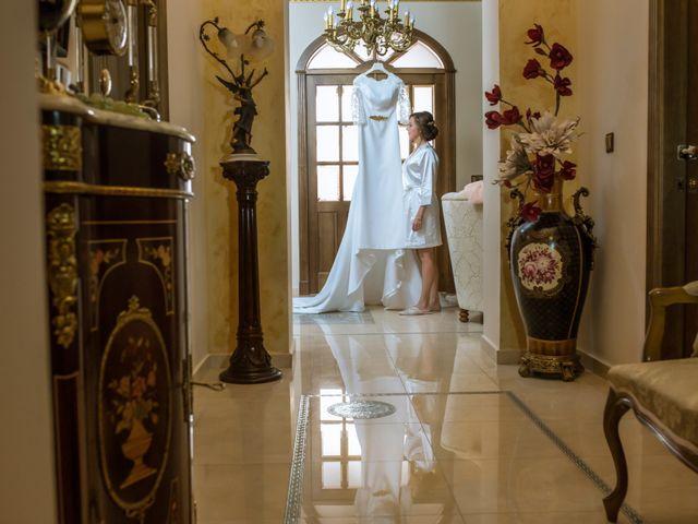 La boda de Manuel y Mª Carmen en Aceuchal, Badajoz 3