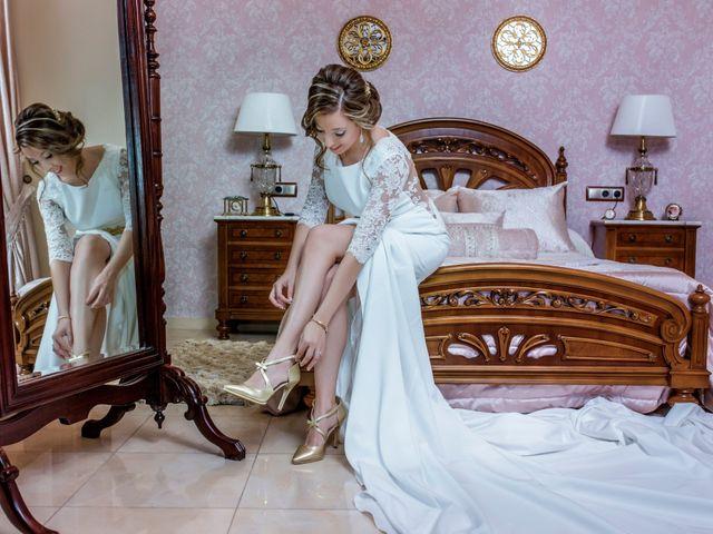 La boda de Manuel y Mª Carmen en Aceuchal, Badajoz 4