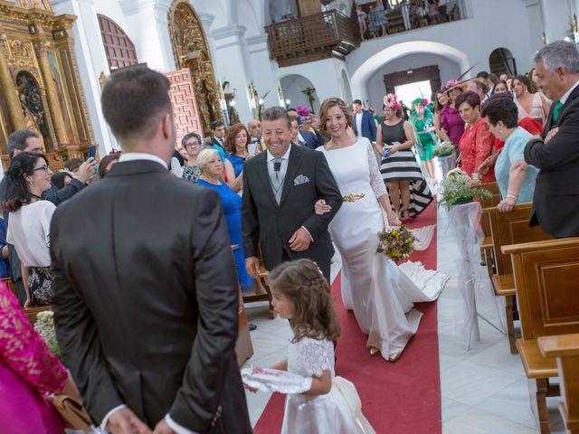 La boda de Manuel y Mª Carmen en Aceuchal, Badajoz 7