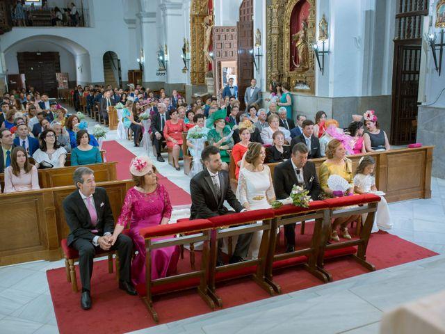 La boda de Manuel y Mª Carmen en Aceuchal, Badajoz 8